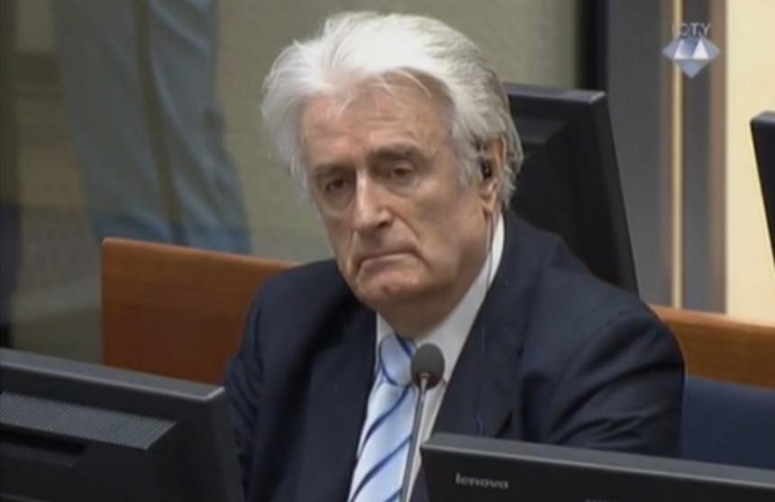 Tužilaštvo traži doživotnu kaznu za Radovana Karadžića