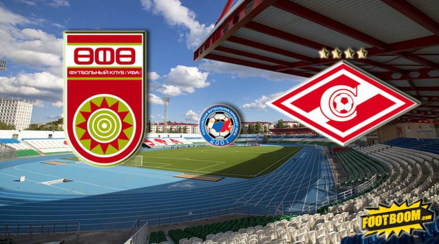RUS: Spartak je već na minus četiri!