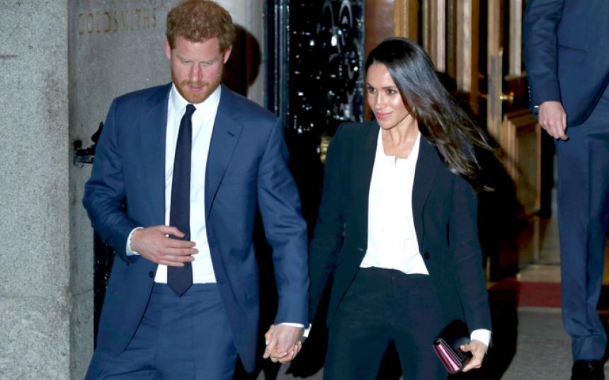 Princ Hari zabranio Megan da nosi odijela