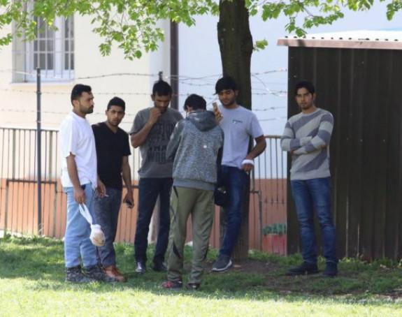 Stalni priliv novih migranata