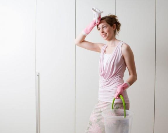 Kućni poslovi - fitnes za domaćice