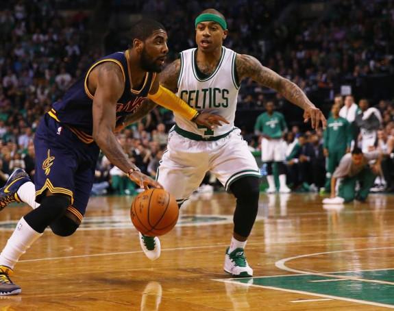 Kakav trejd: Irving u Bostonu, Tomas u Klivlendu!