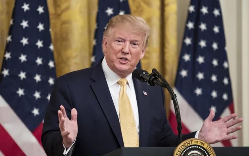 Tramp naredio: Kompanije iz SAD da napuste Kinu