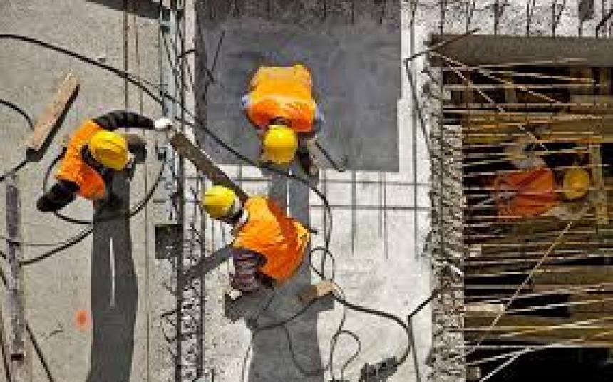 U građevinarstvu prosječna plata za avgust 628 KM