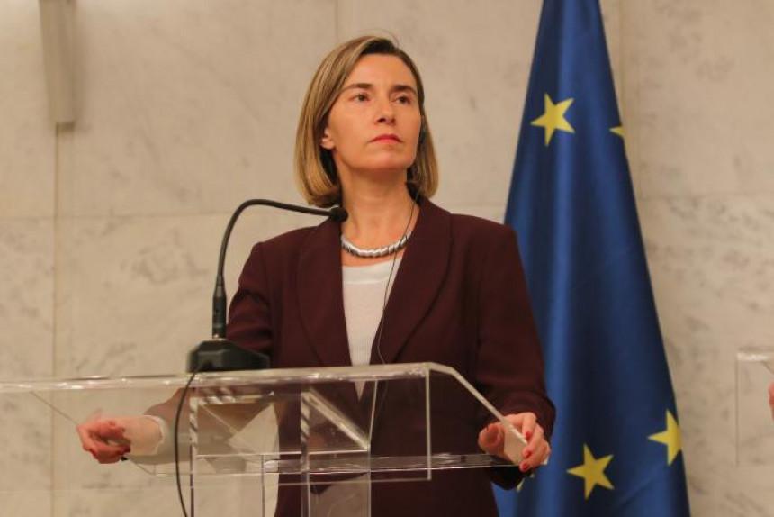Federika Mogerini iznela stav o dijalogu BG i PR