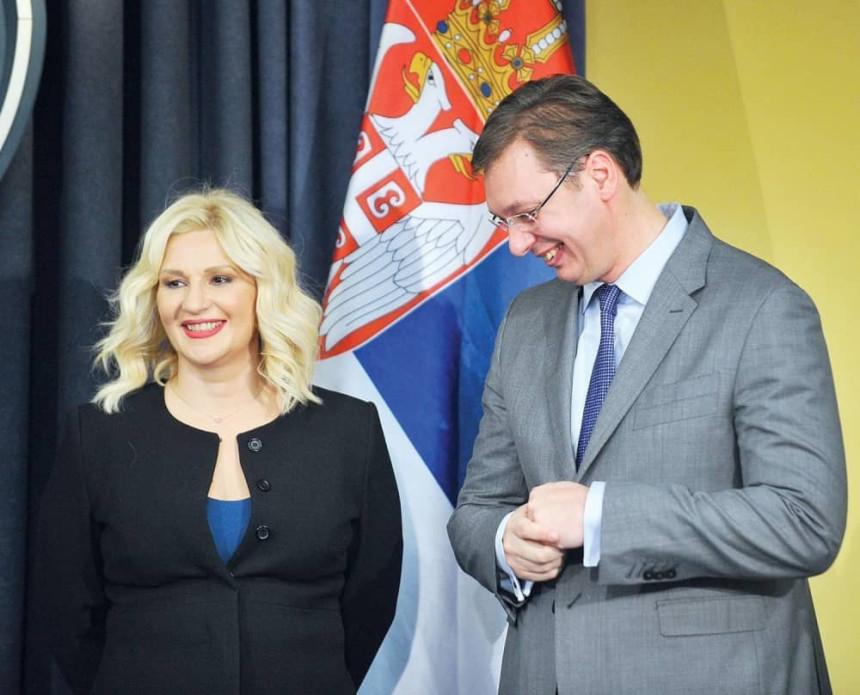 """""""Neću iznevjeriti Vučićevo povjerenje"""""""