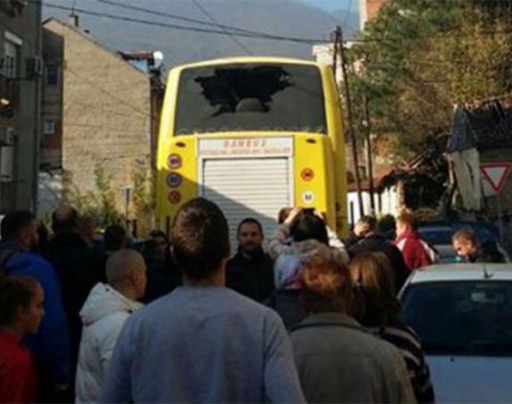 Prekršajna zbog napada na Srbe