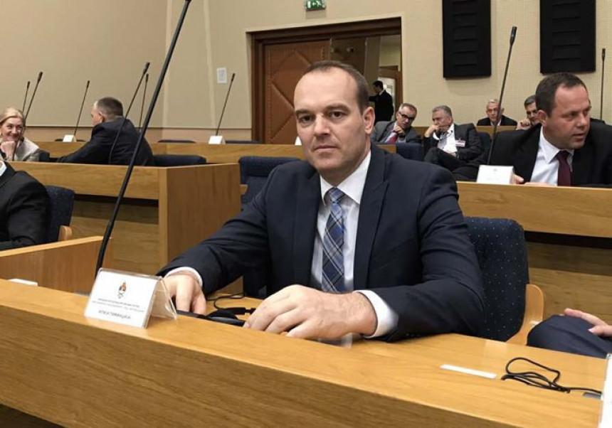 Ilija Tamindžija vrijeđao Jelenu Trivić u NSRS