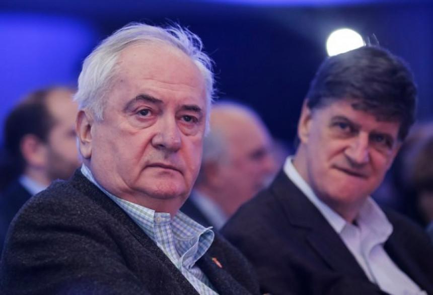 Божидар Маљковић у Кући славе сплитског спорта!