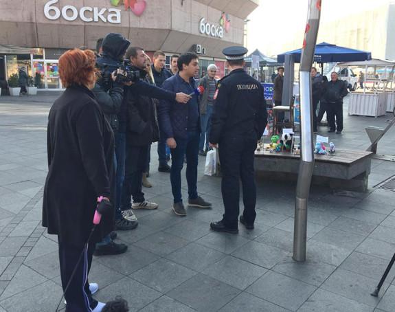 Policija uhapsila lidera ReStart-a Stefana Blagića