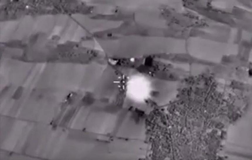 Uništen kamp terorista sa borcima iz Turske
