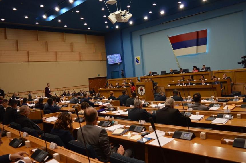 Usvojen budžet Srpske za 2019.