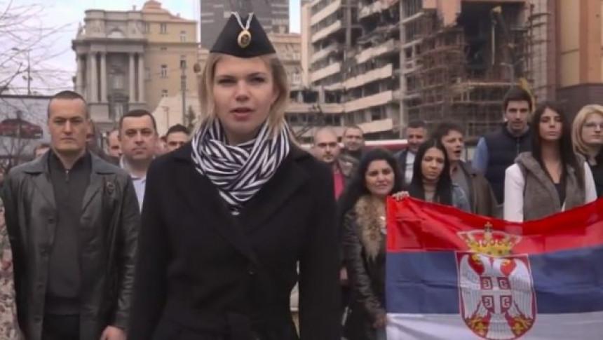 Rusi sa Krima uputili podršku Srbima