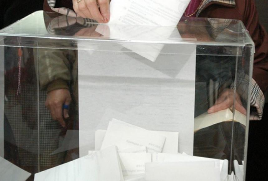 Izlaznost birača u 19 časova 53,1 odsto