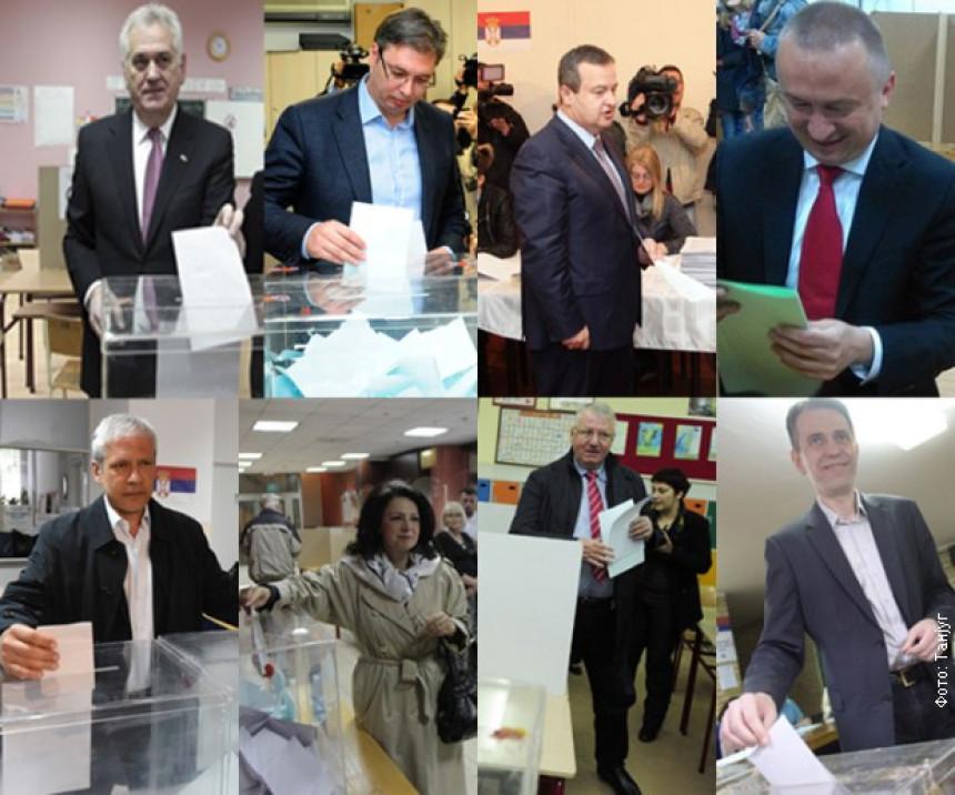Izborna očekivanja političkih lidera