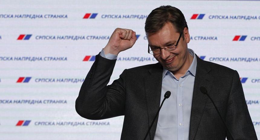 Vučić: Duboko sam dirnut rezultatima