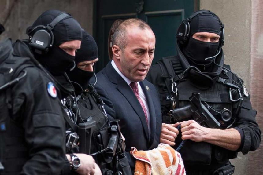 Ramuš Haradinaj sada može kući