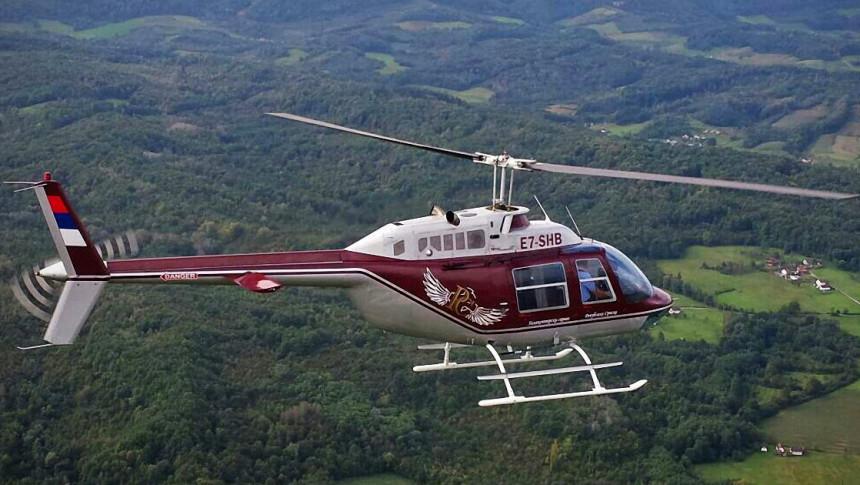 Helikopterom Vlade Srpske Stevandić ide do Banje Vrućice!?