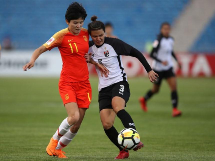 Video: Kineskinja postigla 9 golova za 29 minuta!