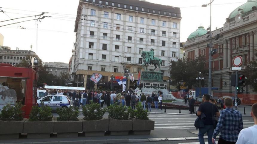 Beograd: Osjeća se trulež Vučićeve izdaje