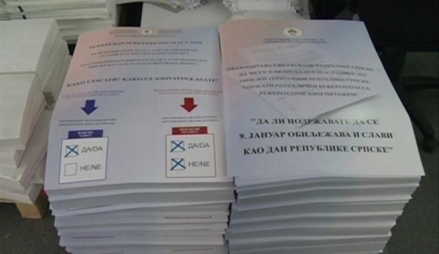 Danas predreferendumska ćutnja u Republici Srpskoj