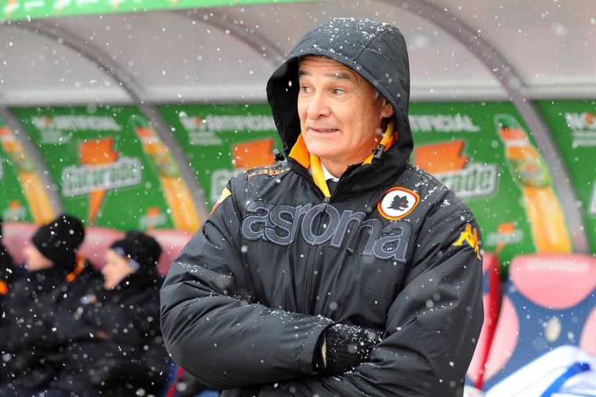 Ranijeri ponovo trener Rome?!