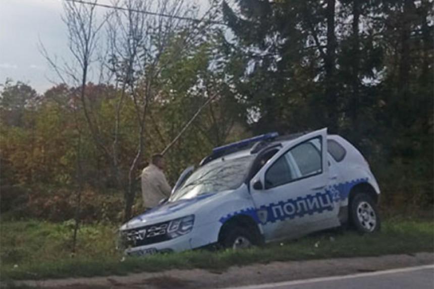 Policija učestvovala u udesu kod Prijedora