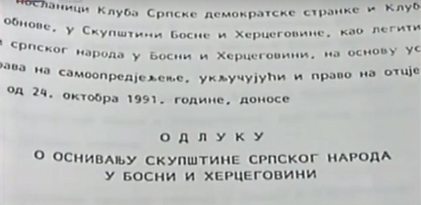 Istorijski dan za Republiku Srpsku