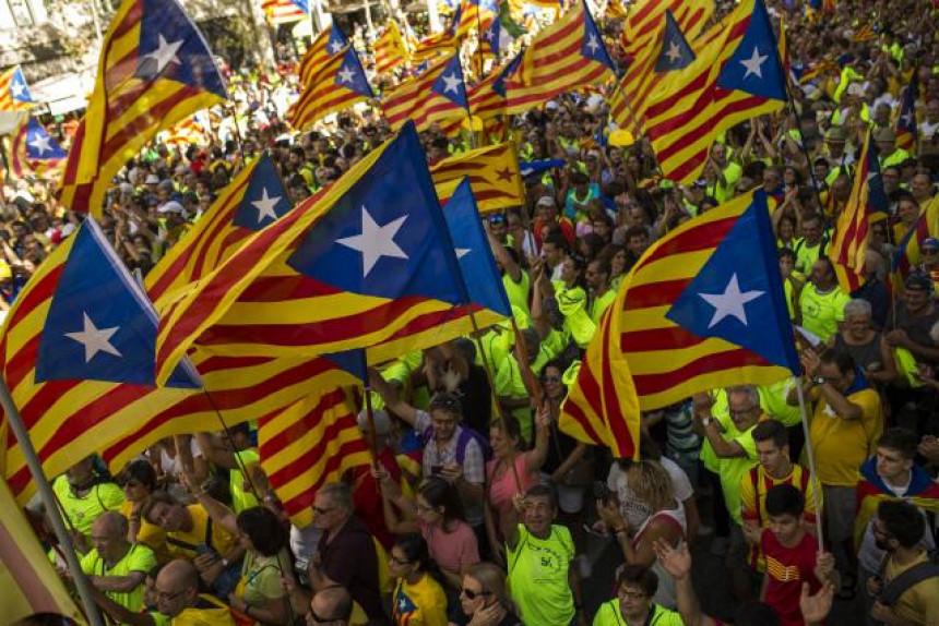 Najavljene žalbe lidera Katalonije