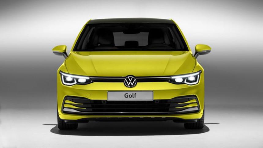 Pogledajte kako izgleda novi automobil golf 8