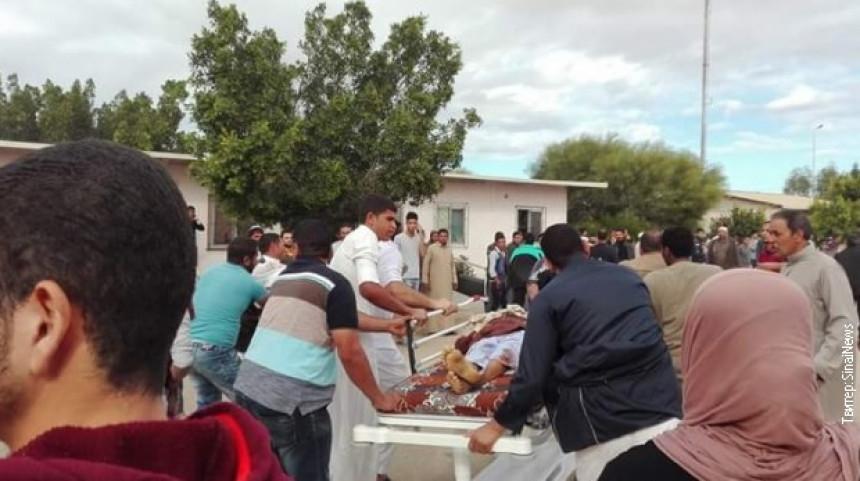 Napad na džamiju, više od 200 mrtvih