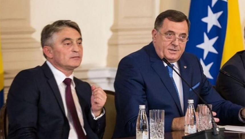 Komšić pozvao Dodika da objavi Program reformi