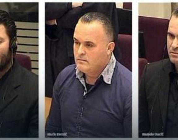 Optužena trojka zastrašivala tužioca
