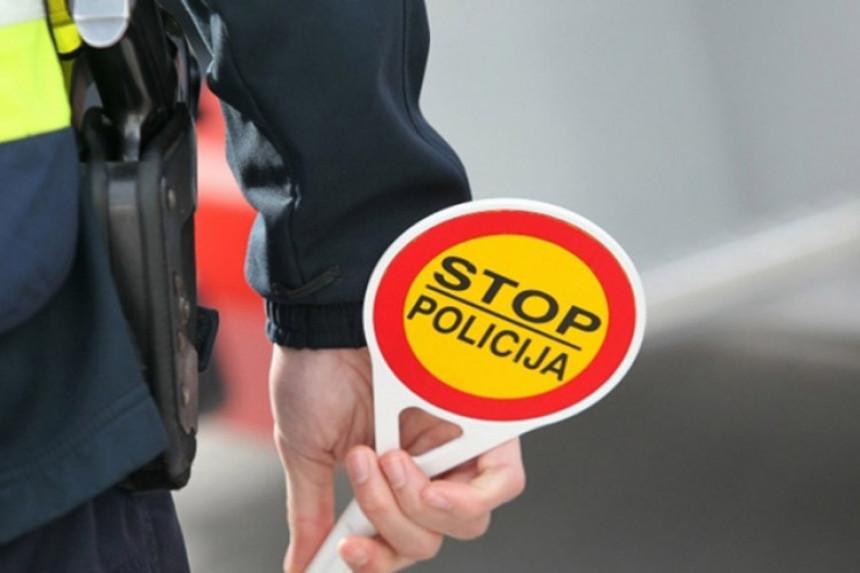 Pokušao podmititi policajca sa 10 KM