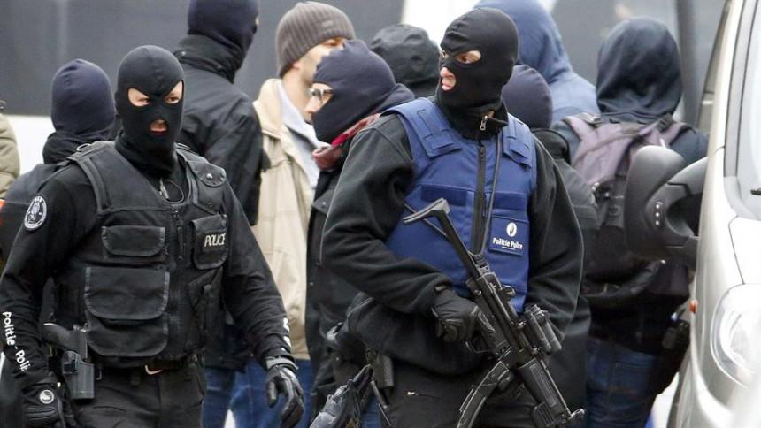 Spriječen teroristički napad u Parizu