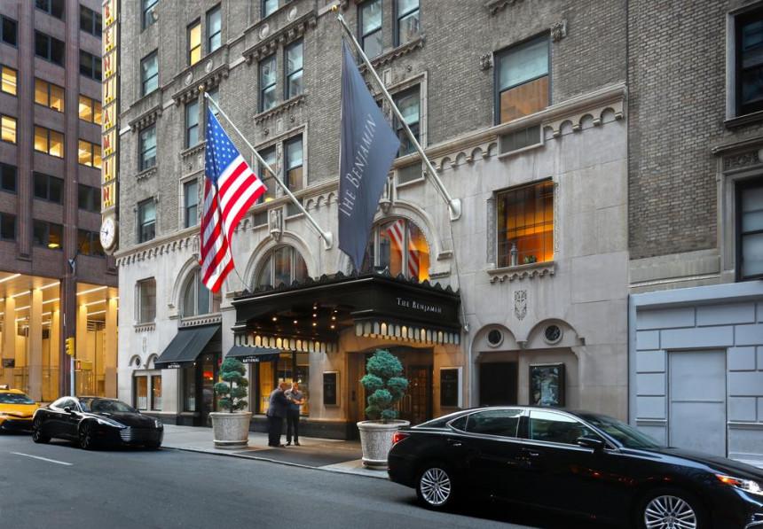 Najbolji hotel za istraživanje Njujorka