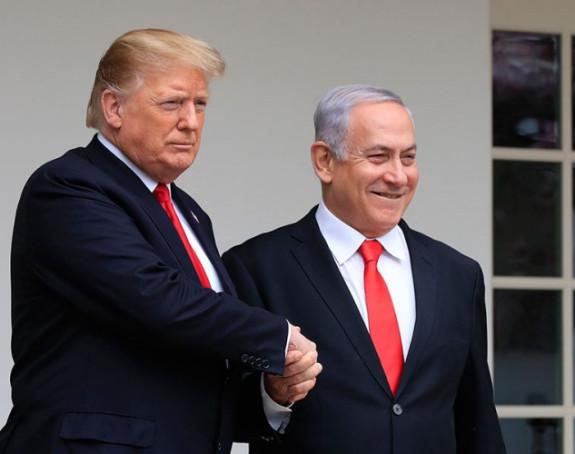 Tramp: Dekret o dijelu Izraela