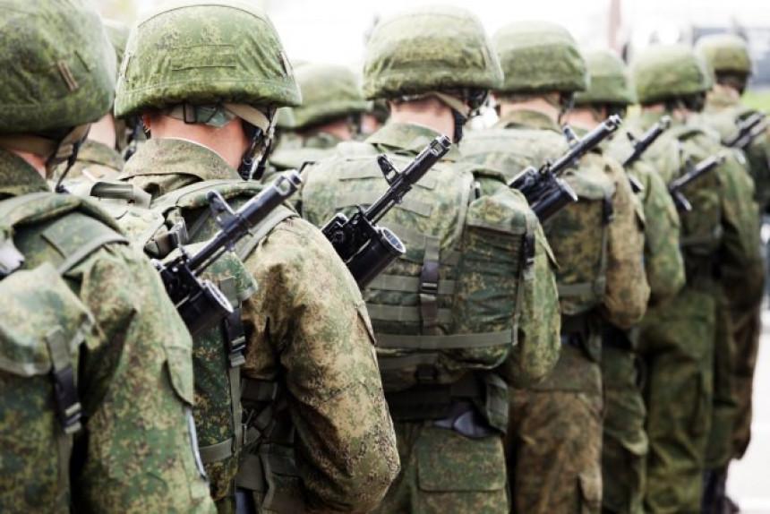 Manje od pola Srba bi išlo u rat