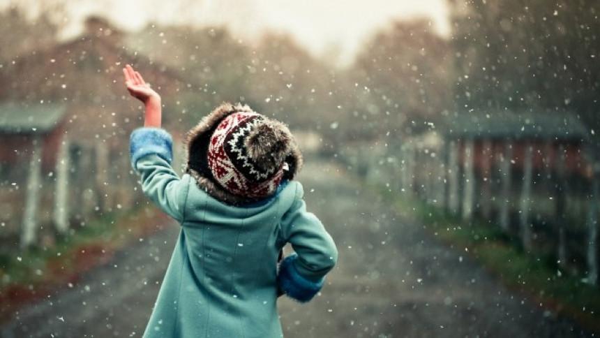 Pada snijeg na Karpatima