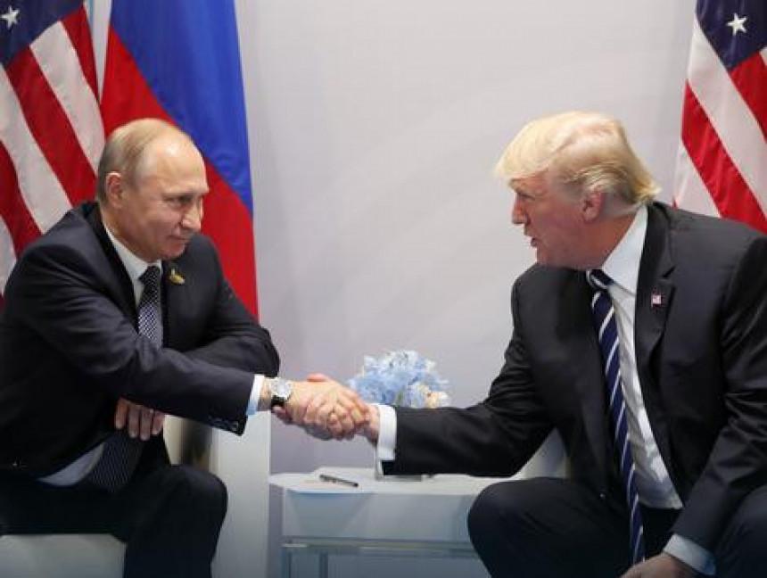 Šta je Putin rekao Trampu