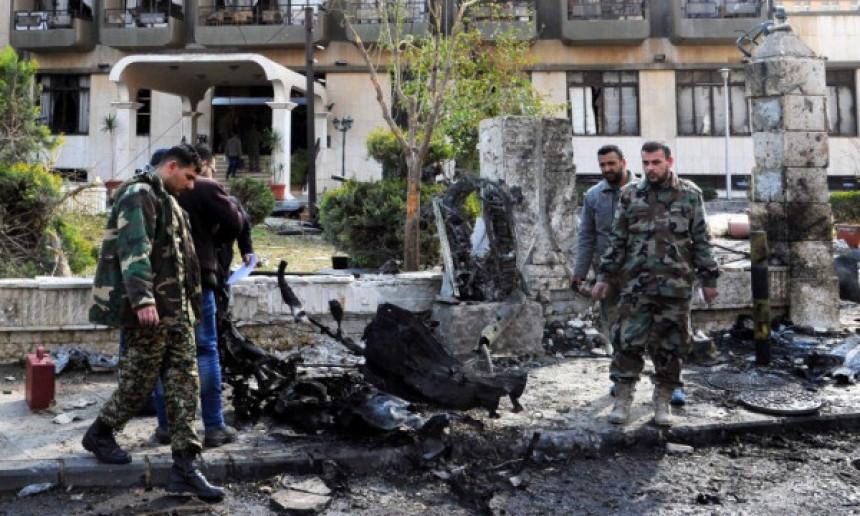 Napad u Siriji: Poginulih 38