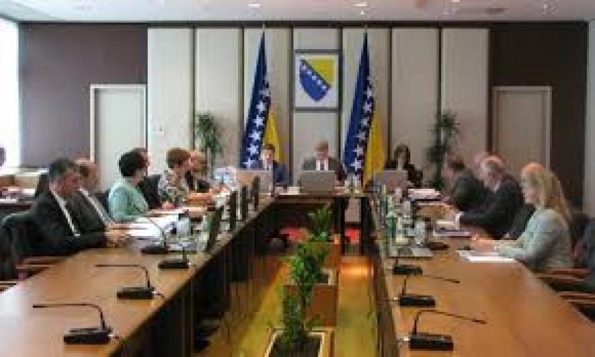Odgođena sjednica Savjeta ministara za 3. oktobar