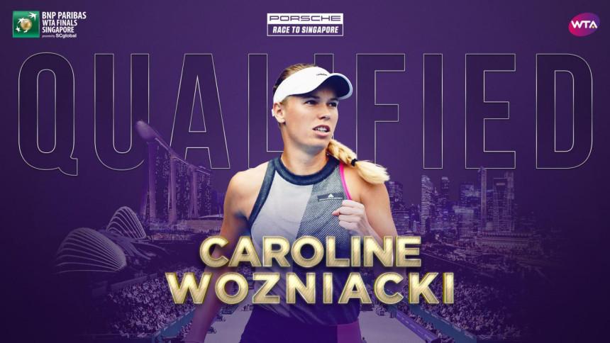 Karolina Voznijacki boluje od reumatoidnog artritisa!