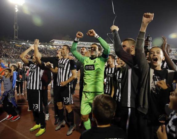 Vučelić: Partizan igra fudbal, a sudija kao da je zalutao iz Superlige!
