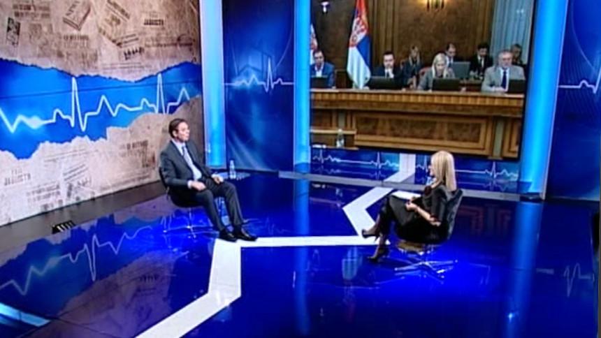 Aleksandar Vučić gost BN TV