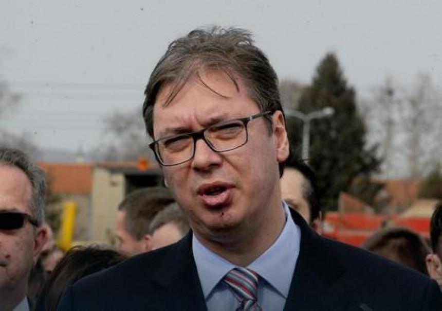 Vučić: Neće biti vanrednih izbora