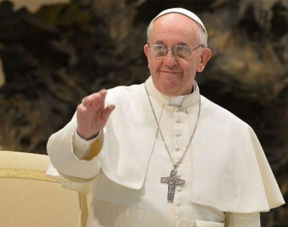 Vatikan: Autorska prava na lik pape
