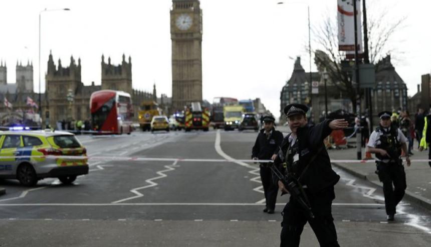 London: Napadač djelovao sam