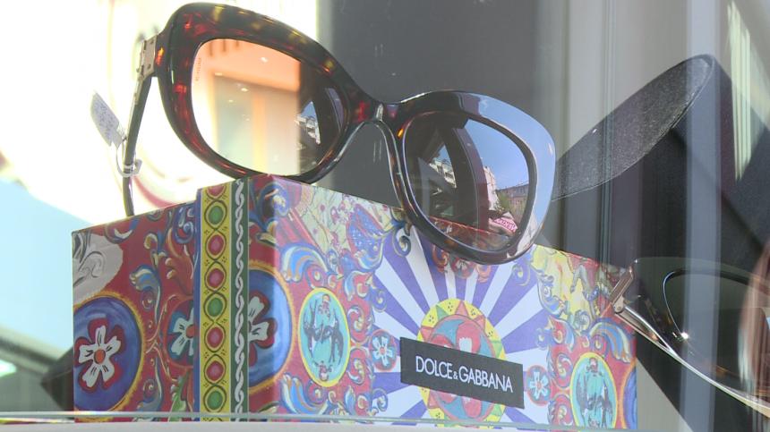 Trendi sunčane naočare