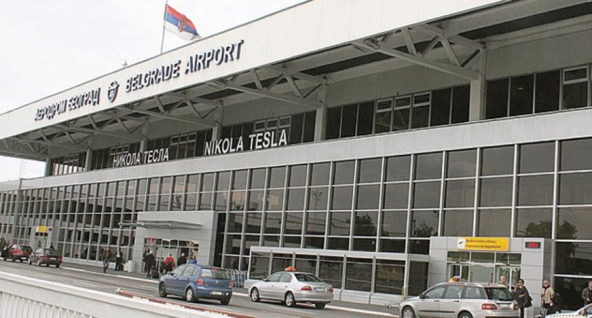Evakuacija putnika iz turskog aviona